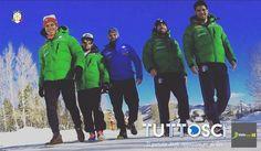 "WUNDER TEAM! Slalom Gigantisti ""READY TO RACE""! Beaver Creek [USA] Domenica 6 Dicembre 2015 1st Run : 17:45 2nd Run : 20:45"