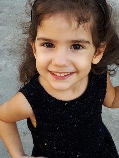 Kızım artık 4 yaşına girdi