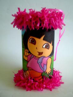 Mini Pinatas Dora the Explorer Party Favor