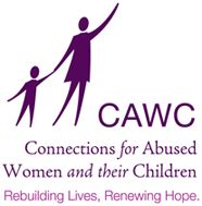 """""""Using a self-help, empowerment approach, we provide a shelter for women and children, and counseling, advocacy, and a 24-hour hotline for people affected by domestic violence. We {Connections for Abused Women and their Children} work for social change through education, service collaboration and institutional advocacy."""""""