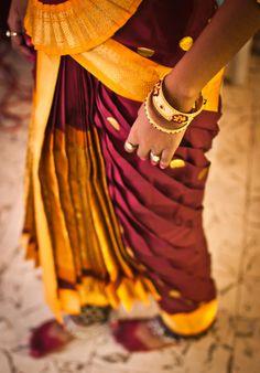 Beautiful Bharatanatyam dancer