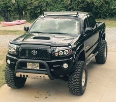 Nice Toyota 2017: Toyota Tacoma...  Customizations & Accessories Check more at http://carsboard.pro/2017/2017/01/26/toyota-2017-toyota-tacoma-customizations-accessories/