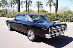1965 CHEVROLET CHEVELLE SS CUSTOM COUPE - Rear 3/4 - 130622