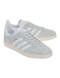 cool ADIDAS ORIGINALS Gazelle Linen Green/Ftwr White/Cream White