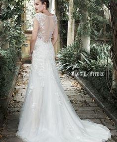 Almudena - Maggie Sottero 2015  New to Raffaele Ciuca Bridal - Australia's largest bridal retailer. www.raffaeleciuca.com.au