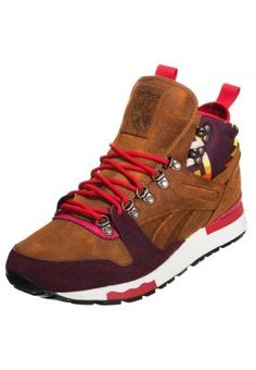reebok classic sneaker high - sandtrap/pebble/chalk