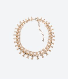 ZARA - FEMME - COLLIER MAILLONS