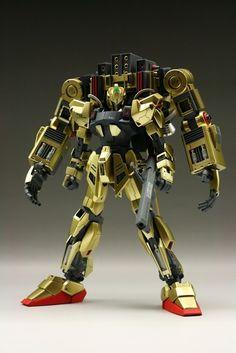 1/100 Hyaku Shiki Complete Psycho - Custom Build Modeled by minamp123