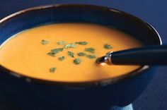 Spicy Thai Squash Soup
