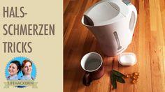 Natürliche Hausmittel gegen Erkältung und Halsschmerzen