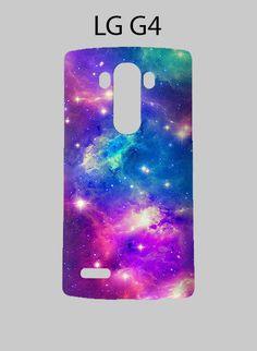 Colorful Galaxy Hubble Nebula LG G4 Case Cover