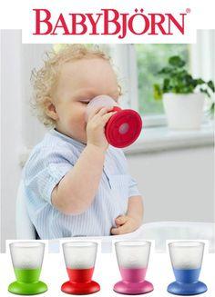 Babybjörn Baby's first cup / Le premier verre de bébé par Babybjörn