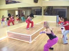 Zumba Toning  - No Me Diga 'Na  Some of my class fave! Great routine.