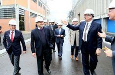 INFORMATIVO GERAL: Vídeolar-Innova inaugura fábrica no Pólo Petroquim...