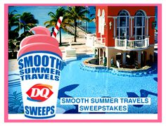 INSTANTLY WIN A Dairy Queen Gift Card ENDS 8/31-DAILY ENTRY --►http://wp.me/p5T0vF-94K