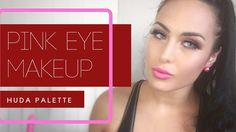 Spring has sprung and here is my pink spring look, I loved using the Huda Palette for this look. For all product details visit the blog post: http://www.fore...