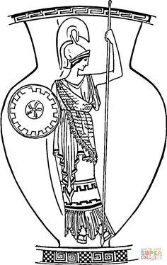 Wondrous Unique Ideas: Old Vases Drawing vases interior bathroom.Old Vases Drawing. Adult Coloring Pages, Coloring Books, Black Vase, White Vases, Gold Vases, Vase Design, Paper Vase, Vase Crafts, Ancient Rome