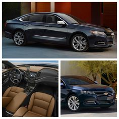 2014 Chevy Impala... Graduation Gift from Parents?