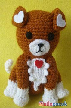 Çocuğunuza kendi oyuncağınızı yapın... #amigurumi #amigurumimodelleri #amiguruminasilyapilir Origami, Free Pattern, Teddy Bear, Animals, Google, Crochet Stuffed Animals, Crochet Ladybug, Ladybugs, Tejidos
