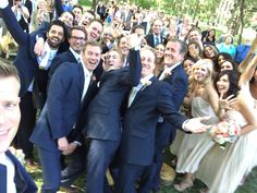 Wedding Selfie | At The Alter