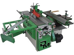 Separate Kombimaschine modell Mitica Standard - Body Care Now Woodworking Machinery, Body Care, Tools, Ideas, Jukebox, Bricolage, Simple Machines, First Aid, Table