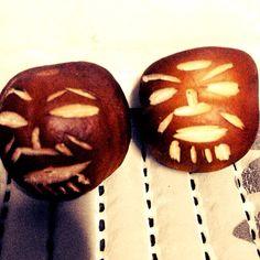 They're Snakefruit seeds ^^