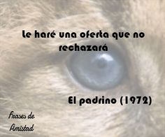 Frases de peliculas famosas de El padrino (1972)