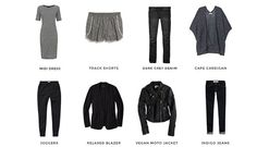 Why You Only Need 37 Items in Your Closet via @PureWow
