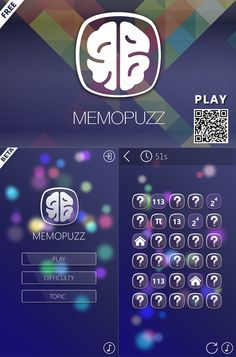 Android Game UI by microThread.deviantart.com on @DeviantArt