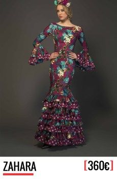 Aires de Feria, trajes de flamenca - Colección 2017 African Print Fashion, Africa Fashion, Ankara Dress, African Dress, African Lace, Flamenco Costume, Spanish Dress, Modelos Fashion, Spanish Fashion