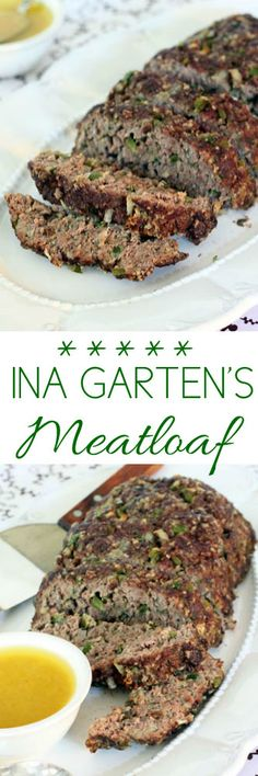 Ina Garten's Meatloaf #meatloaf #recipe #meatloafrecipes #inagarten #cooking #comfortfood