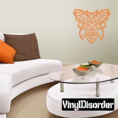 Celtic Wall Decal - Vinyl Decal - Car Decal - DC 8436