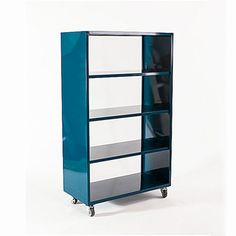 Active Duty Bookcase Teal now featured on Fab.