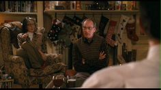 The Family Stone movie fireplace (One of my favourite Christmas movies)