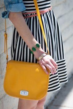 Stripes  Marigold