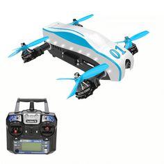 Eachine Racer 180 Tilt Rotor FPV Drone F3 350mW 5.8G 40CH VTX 1000TVL Cam w/ I6 Remote Control RTF Sale - Banggood.com