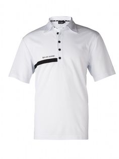 Black Stripe Polo, by Black Clover