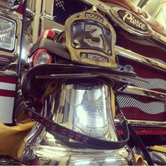 CHIN STRAP Firefighter Gear, Fire Helmet, Fire Apparatus, Fun Hobbies, Thick Leather, Fire Department, Custom Leather, Jukebox, Firefighting