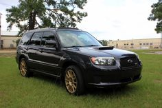 08 Subaru Forester XT 2.5 Sport (these had the same engine as the 06-07WRX)
