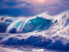 """CHRISTIAN RIESE LASSEN """"Ocean Roar"""" 2005"""