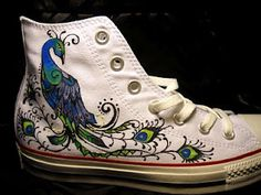 FREAKING PEACOCK CONVERSE. I DON'T CARE WHO READS THIS BUT BUY THESE FOR ME. KAY THANKS.