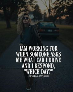 Classy Quotes, Babe Quotes, Girl Boss Quotes, Girly Quotes, Badass Quotes, Woman Quotes, Positive Attitude Quotes, Attitude Quotes For Girls, Self Respect Quotes