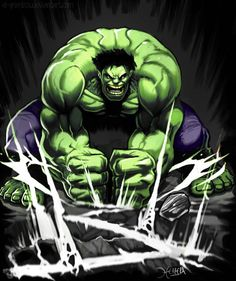 Hulk vs The Nine Tailed Fox - Battles - Comic Vine