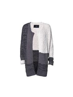 Nossia graphic knit cardigan - By Malene Birger Autumn Winter 2014 - Women's fashion Fall Winter, Autumn, Malene Birger, Knit Cardigan, Branding Design, Vest, Women's Fashion, Luxury, Knitting