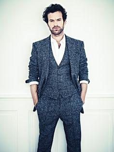 Romain Duris  # french actor # actor frances # cinema - - making inspired suit