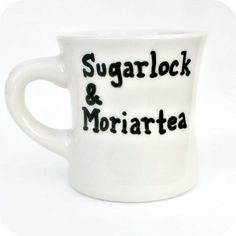 For the person who lives at 221B Baker St. | Community Post: 18 Mugs Every Fan(dom) Will Appreciate