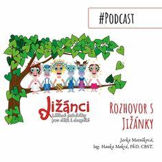 Povídání s autorkami léčivých pohádek pro děti - JIŽÁNCI by Osobní rozvoj 21. století metodou JIH® on SoundCloud