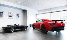 V8 Vantage Volante or V12 Vantage Zagato
