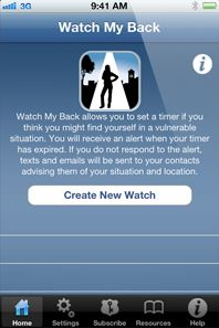 OnWatch™ The Award-Winning Personal Safety App for College Students