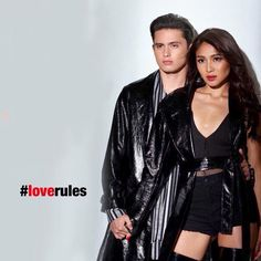 Revolution The JaDine Concert (ctto) Jadine, Partners In Crime, New Movies, Revolution, Leather Skirt, Beautiful Pictures, James Reid, Nadine Lustre, Photoshoot